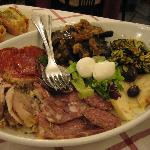 ANTIPASTI at La Taverna