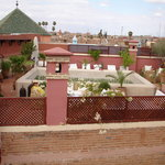 Roof Terrace Riad Zolah