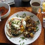 mmm breakfast!