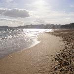 Beach, looking towards Albufeira