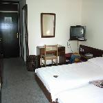 Better room in new part of hotel