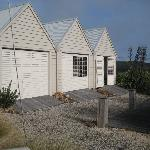 The 3 boatshed rooms