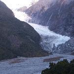 FJ glacier