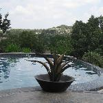 Main Ranch House Pool view