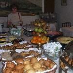 Breakfast Buffet, Quinta Perestrello