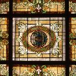 capital stained glass