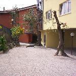 Villa Lisa - rear