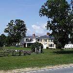 Salem Cross Inn is set on 600 acres of farmland