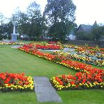 the memorial gardens kingussie