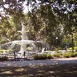 The Grand Fountain in the Park