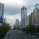 Shen Nan Road Huaqiang Bei area
