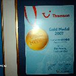 4* GOLD AWARD HOTEL