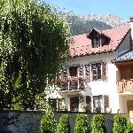 l'hotel du Clocher au centre de Chamonix