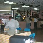 Restaurante y Pizzería Napoli.