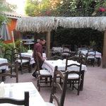 El Comal Dining Area