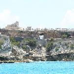 Ruins on Isla