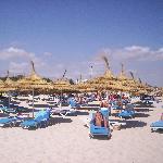 acces direct a la plage tjs propre