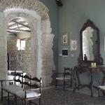 view of one of the public rooms