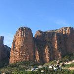 Los Mallos de Riglos, near Ayerbe