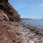 La plage des Agathes