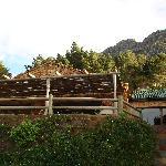 """The Tarragon"" on the mountainside"