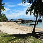 The beach at Sai Thong Resort - Koh Tao - Thailand