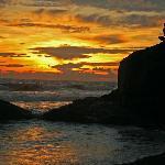 Superb sunsets