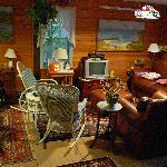 Guest activities room