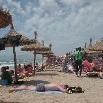 Beach in Playa de Palma