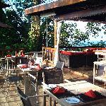 Bushbar- Best Sushi-hotel's restaurant/bar