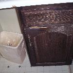 kitchen sink cupboard