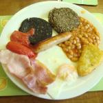 Scottish Haggis & Black Pudding