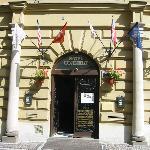 Hotel Ungelt Entry