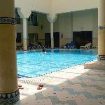 L'autre piscine intérieure