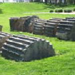 Pillars at Pioneers Park