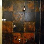 Bathroom finish with very nice tiles