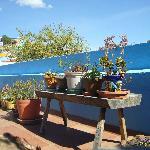 Rooftop terrace (Blue Bldg)