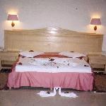 lit de la suite