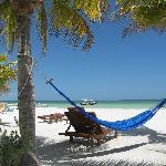 The beach @ Mawimbi