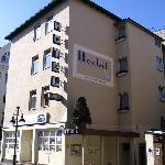 Hotel Herbst - Berlin Spandau - in the day