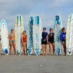 Surf beginners!