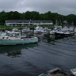 Lobster Boats in Perkins Cove