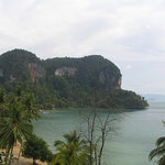 Overlooking Phang Nga Bay