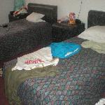 chambre pour 2 personnes tres bien