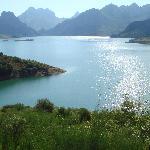 A beautiful lake in the Picos de Europa