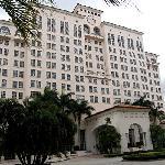 The classic Hyatt Regency Coral Gables