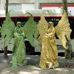 La Ramblas Statues