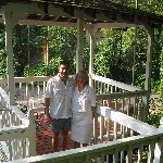 Our Hosts Dan and Karen