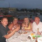our memorable meal in Nessebar