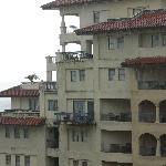 balcony falling apart